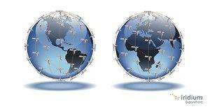Система спутниковой связи Иридиум