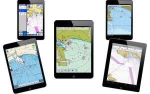 приложения для навигации в яхтинге
