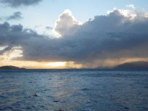 Прогноз погоды в яхтинге на море