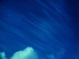 прогноз погоды в море по перистым облакам
