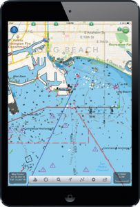 навигационное приложение SeaNav US / UK