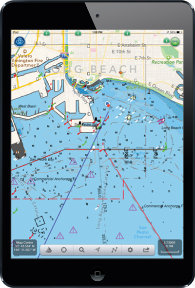 навигация SeaNav US / UK