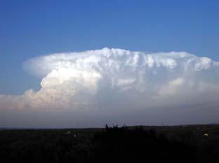 прогноз погоды по кучево-дождевым облакам