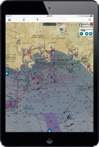 навигационное приложение Skipper Free
