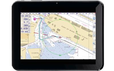 навигация Marine Navigator