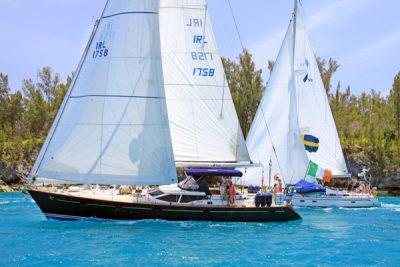 Парусная океанская яхта Oyster 56