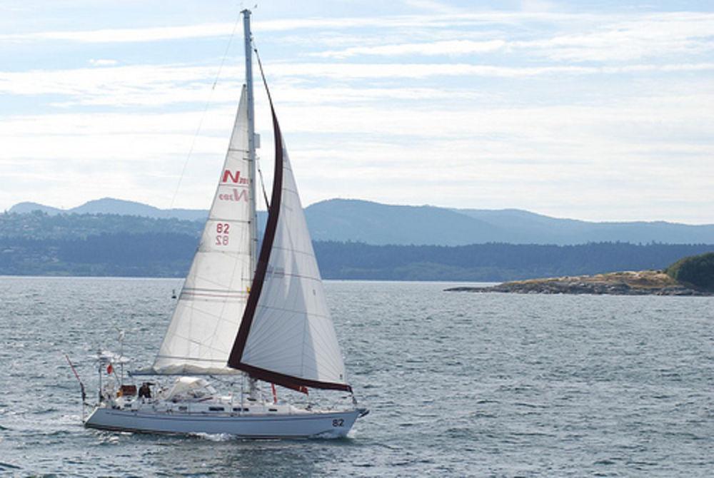 парусная яхта Nereida