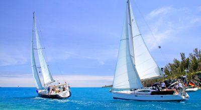 Парусная океанская яхта Jeanneau Sun Odyssey 54DS