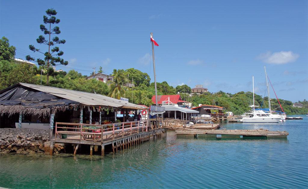яхтинг в Королевстве Тонга