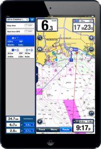 навигационное приложение Navionics Free