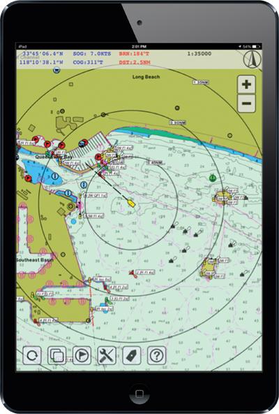 навигация Polarview MX Free