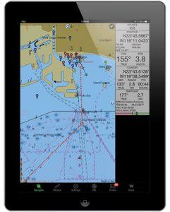 навигационное приложение SEAiq Free / SEAiqUSA Free /