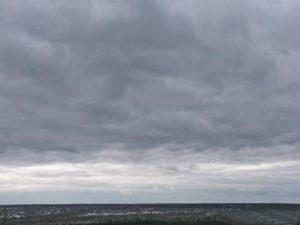 Слоисто-кучевые плотные облака