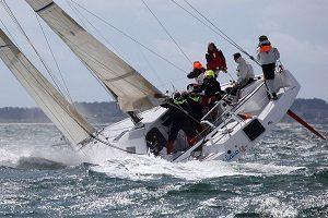 Баланс, остойчивость и крен яхты