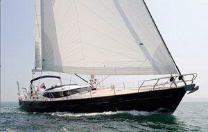 Яхта Discovery 67