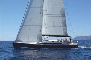 Яхта Euphoria -54