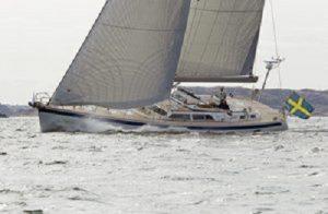 Яхта Hallberg-Rassy 64