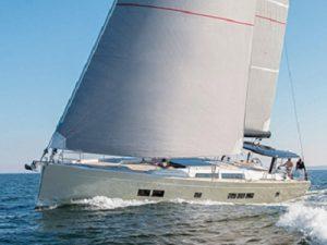 Яхта Hanse 675