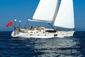 Яхта Oyster 625