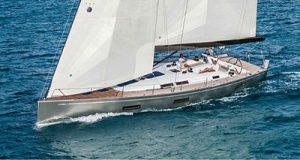 Яхта Swan 60