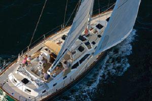 Яхта Tartan 53