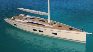 Яхта Grand Soleil 58