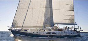 Яхта Hylas 70