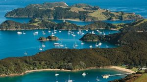 яхты в новой зеландии