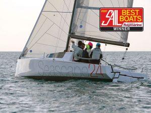 яхта Seascape-24