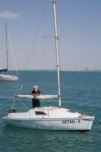 яхта гетан