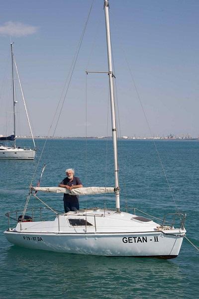 яхта гетан в кругосветном путешествии