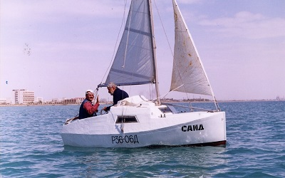 яхта саид во втором кругосветном путешествии