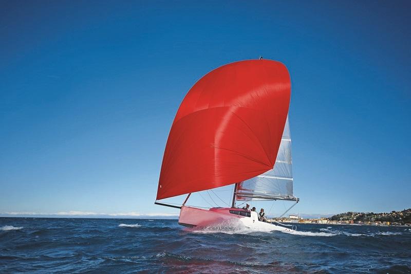 яхта Seascape24