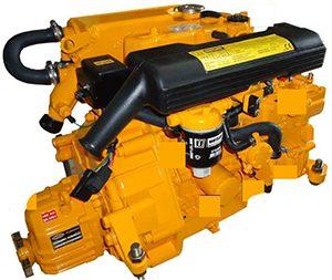 системы судового двигателя
