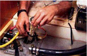 ремонт судового дизеля